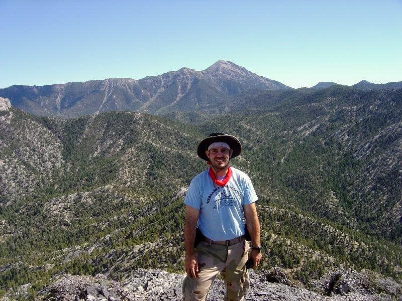 On Macks Peak