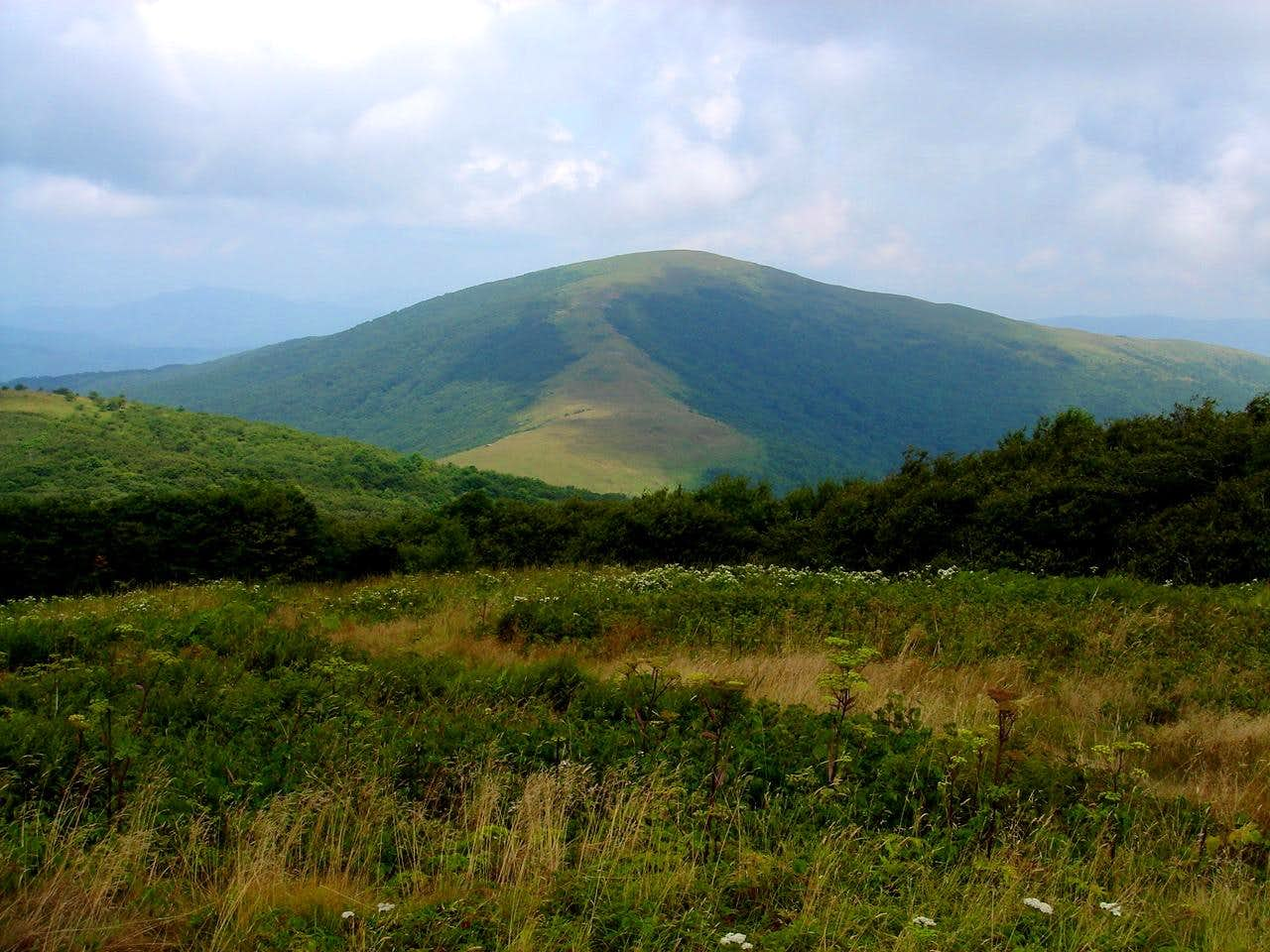Hump Mountain