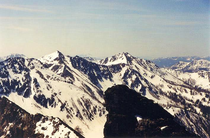A view of 8,270-ft