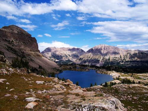Spread Eagle Peak Climbing Hiking Mountaineering Summitpost