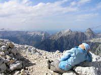 Kanjavec view