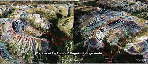 ellingwood ridge 3D
