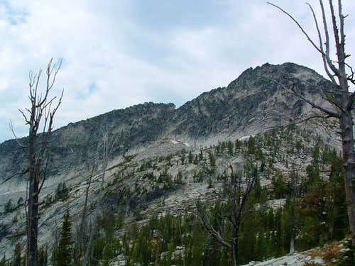 North End of SE Canyon Peak Ridge