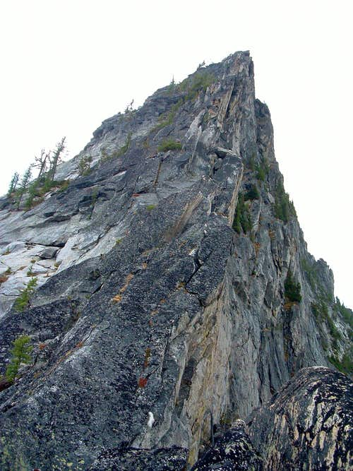 Canyon Peak Attempt