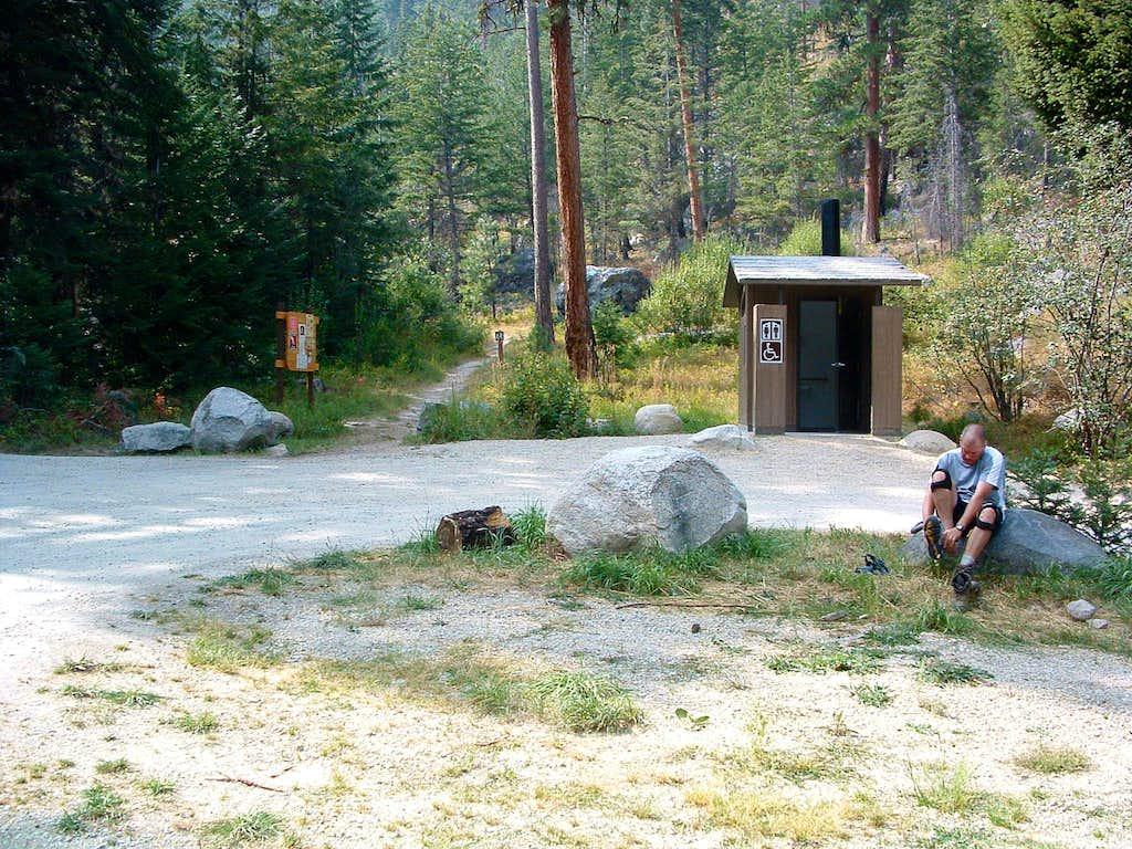 Canyon Creek Trailhead