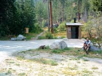 Canyon Creek Trailhead