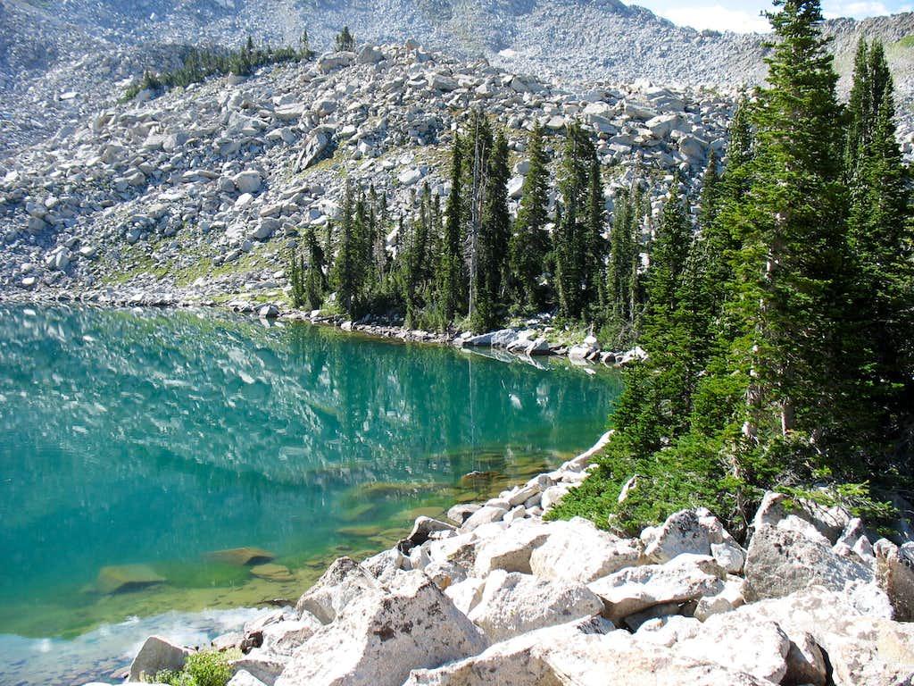 Higher Red Pine Lake