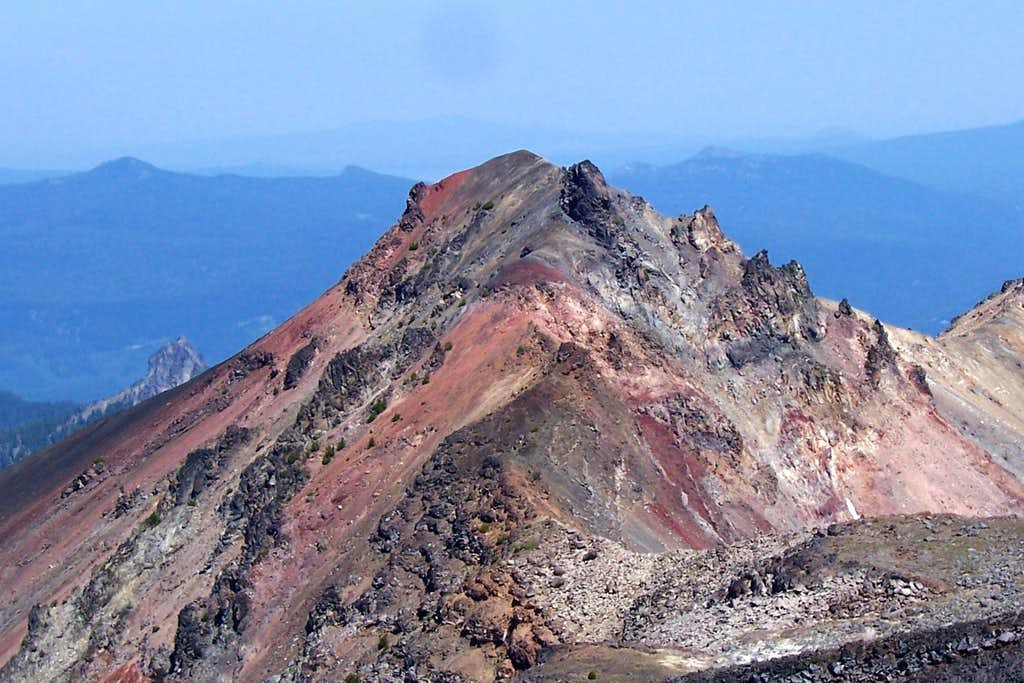 Diamond peak,Oregon cascades