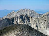 Lone Peak from Pfeifferhorn