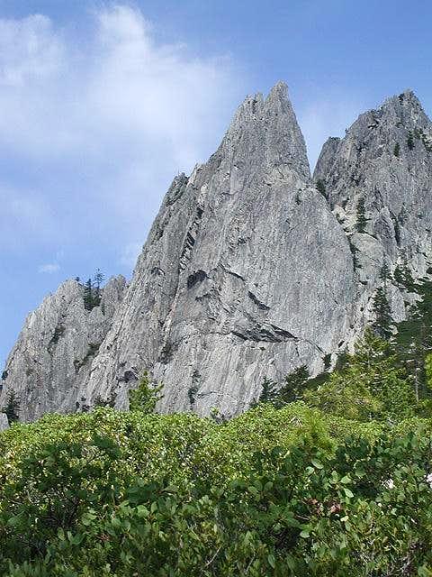 Mount Hubris (The Ogre)