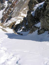 NW Couloir