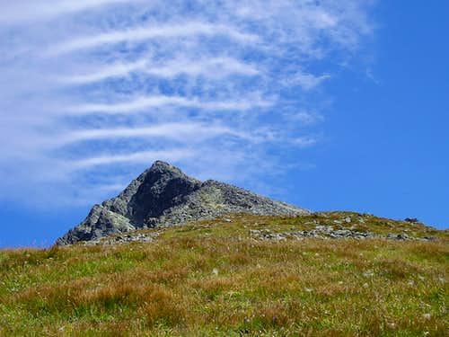 interesting clouds above Krivan