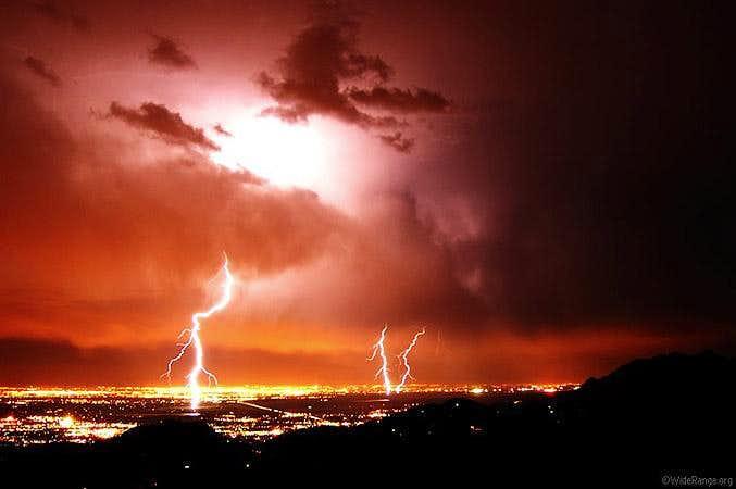 Boulder Denver Lightning