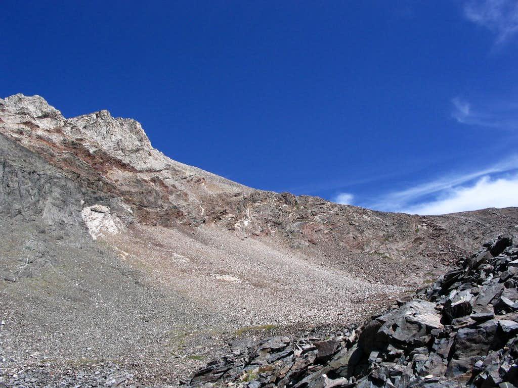 Old Hyndman Peak & Saddle