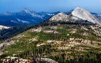 Mount Clark & Starr King