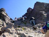 Curtis Gilbert summit gully