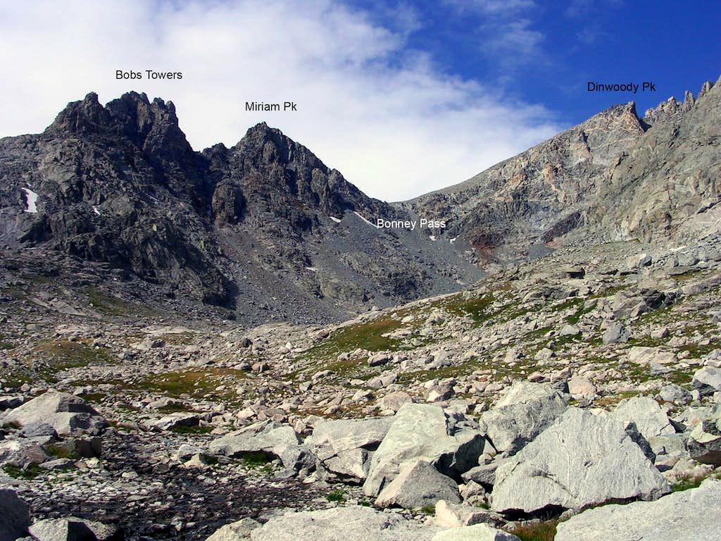 Upper Titcomb Basin