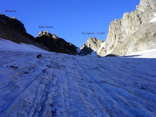 Dinwoody Glacier