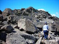 Silver Run Boulders