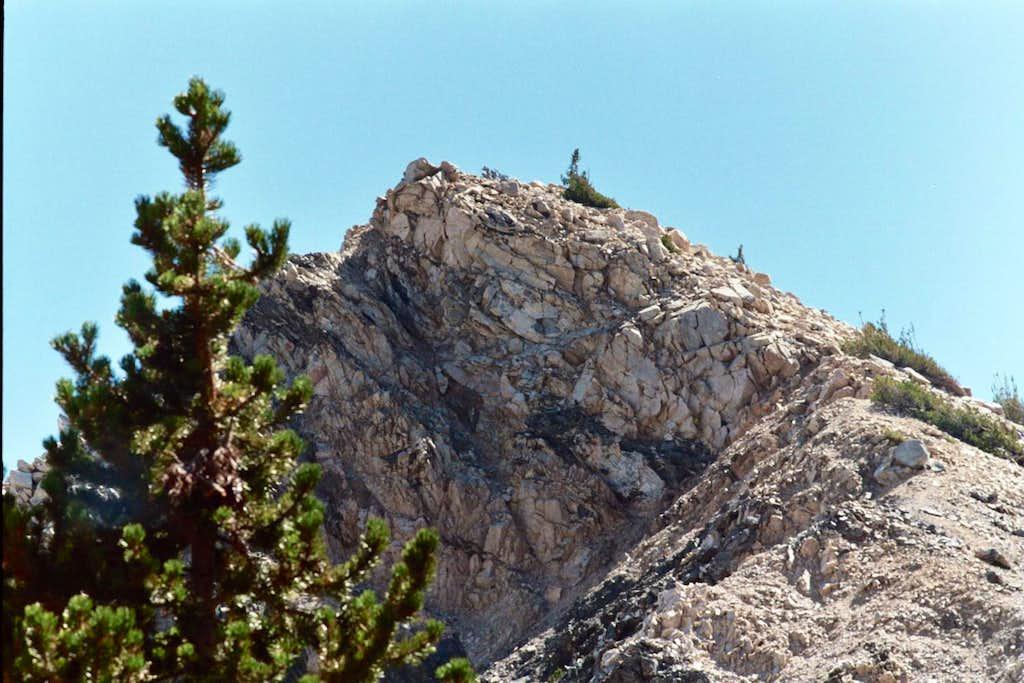 Dragons Head, 10, 866 ft., San Bernardino Mtns., So. Calif.