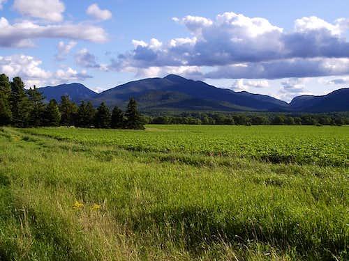 MacIntrye Range