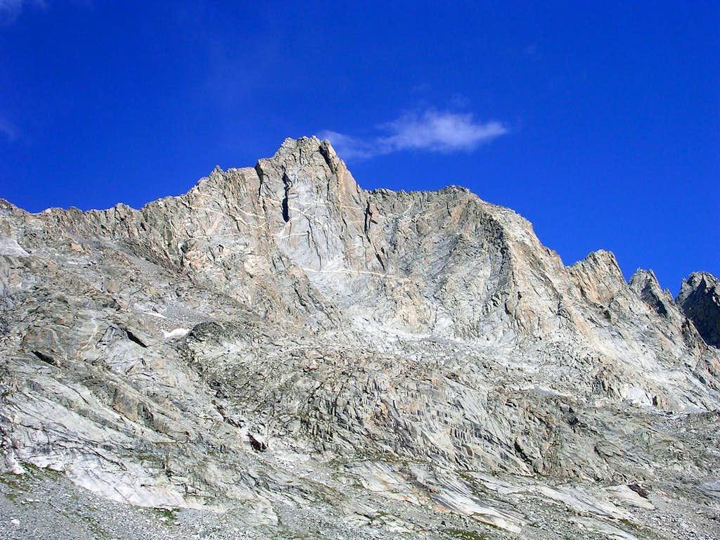 Mt Sacajawea