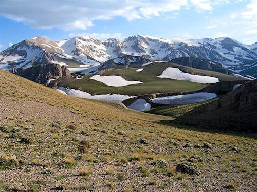 North Slopes/Lehra Saddle
