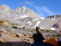 From Bishop Lakes