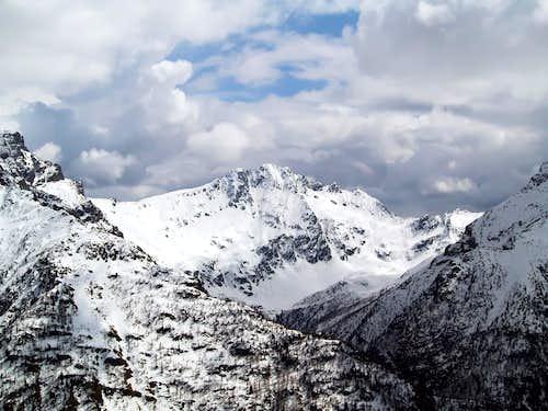 Il Monte Faroma (3073 m)