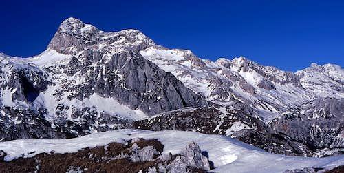 Ogradi summit view