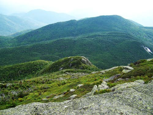 Shepard's Tooth from Iroquois Peak