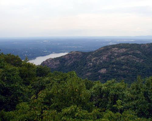 Breakneck from Bull Hill