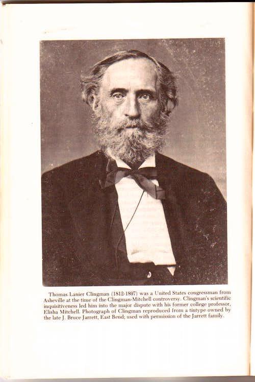 Thomas Clingman