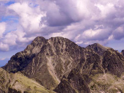 Ladovy Stit(2628) - High Tatras