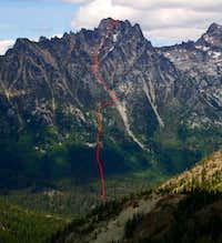 Argonaut S Route