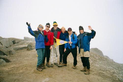 Guagua Pichincha Summit