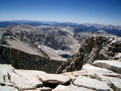 Mt. Whitney - From the Top