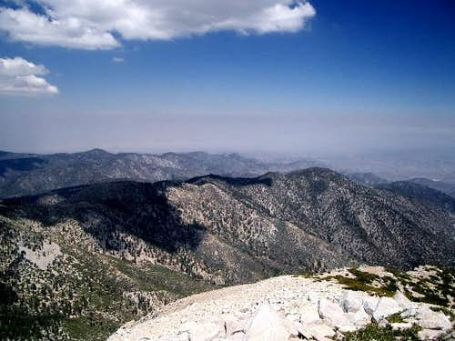 San Gorgonio - Summit shot