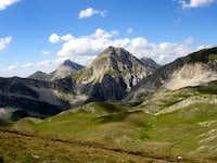 Pericoli field - Mt. Corvo & Pzo Intermèsoli
