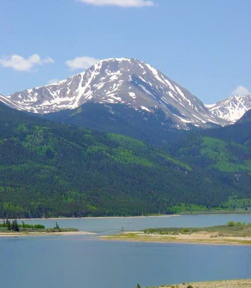 Mt. Hope from highway 82 near...