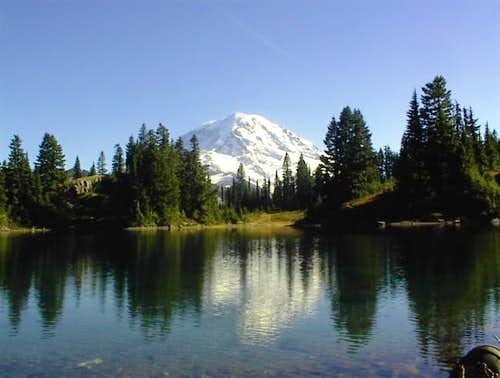 Mount Rainier as seen from...