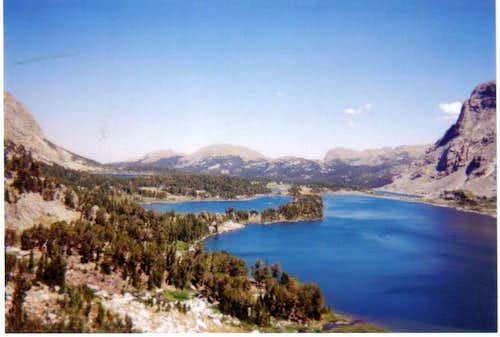 Washakie Lake