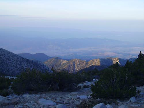 San Gorgonio- A trip to remember