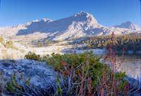 High Sierra Mountain Beauty
