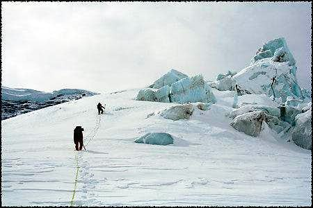 Into the Ice