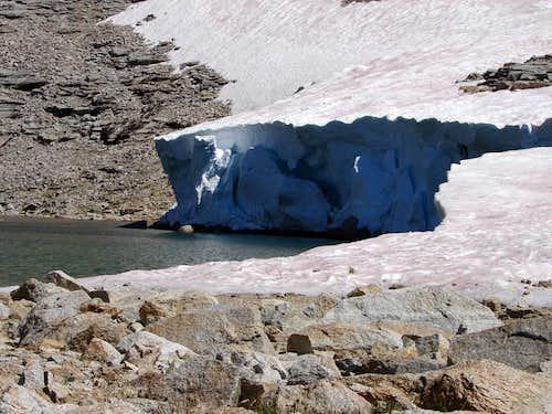 Tyndall 'Glacier'