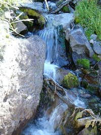 Water in Cove Canyon