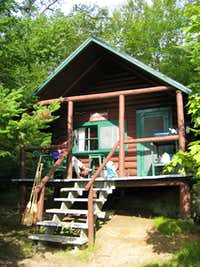 Kidney Pond Cabin