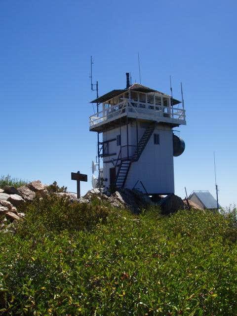 Jordan Peak Lookout