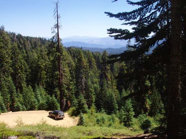 Jordan Peak Trailhead